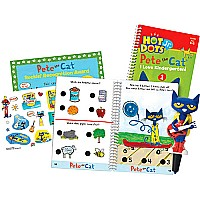 Hot Dots Jr. Pete the Cat I Love Kindergarten!