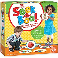 Seek-a-Boo! Memory Game