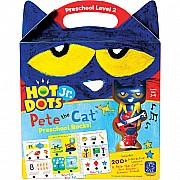 Hot Dots Jr. - Pete the Cat - Preschool Rocks!