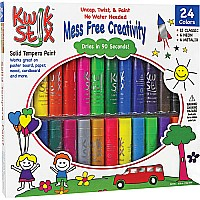 Kwik Stik Paint Sticks 24 Pack