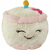 "7"" Squishable Mini Birthday Cake"