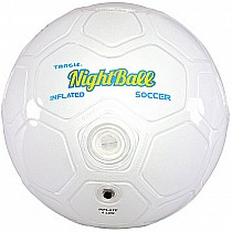NightBall Soccer Ball - White