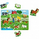 Old MacDonald's Farm Song Puzzle
