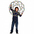 Hoberman Sphere Rainbow