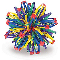 Hoberman Mini Sphere Rainbow by John Hansen