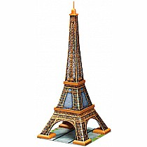 216 pc Eiffel Tower 3D Puzzle