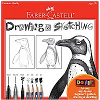 Do Art Drawing & Sketching by Faber-Castell
