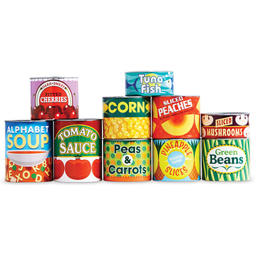 Melissa And Doug Pantry Food