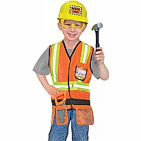 Construction Worker Role Playing Set by Melissa & Doug