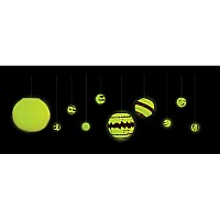Glow-in-the-Dark Solar System