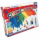 Straws & Connectors 400 piece Set