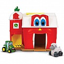 John Deere Buddy Barn Playset