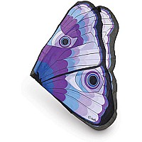 Butterfly Purple Wings