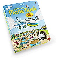 Wind-up Plane Book by Usborne