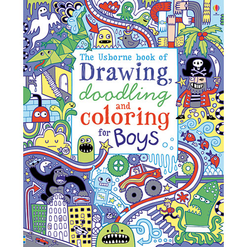 Boy Toys Drawing : Drawing doodling and coloring for boys play matters toys