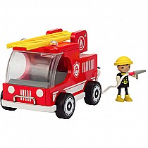 Big Red Fire Truck