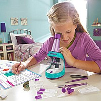 Nancy B's Microscope and Activity Journal