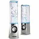 Water Dancing Speakers - Blue