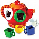 Tea Pot Shape Sorter