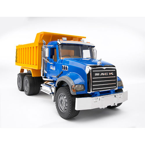 Mack Granite Dump Truck Be Beep Toys