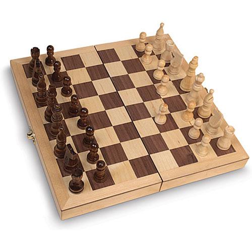 Hansen Co Classic Wood Chess Set John N TM-3
