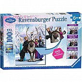 Disney's The Frozen Difference, 100pc Puzzle