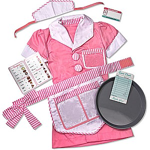 Waitress Role Play Set