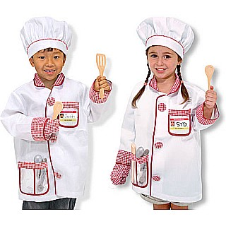 Chef Role Play Set