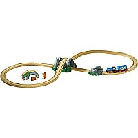 Brio Figure 8 Mountain Adventure Set