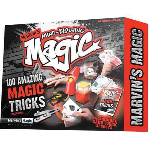 DEMO-SITE - Marvin's Mind-Blowing Magic 100 Amazing Magic Tricks