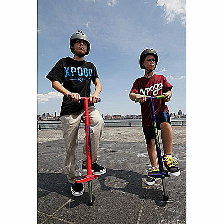 Grom Pogo Stick- Purple
