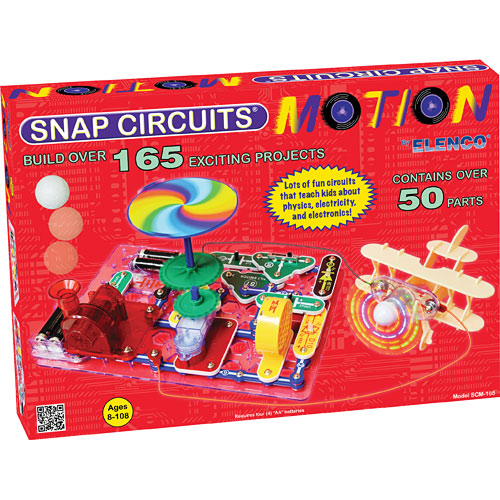 Snap Circuits Motion Play Matters Toys
