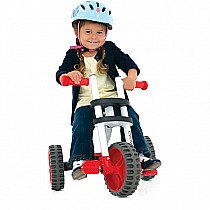 YBike Evolve 3-in-1 Trike- Red