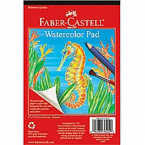 Faber Castell Mini Watercolor Pad