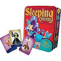Sleeping Queens 10th Anniversary Edition Tin