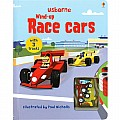 Wind-Up Race Cars
