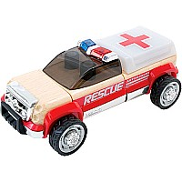 Mini Emergency Response Vehicles