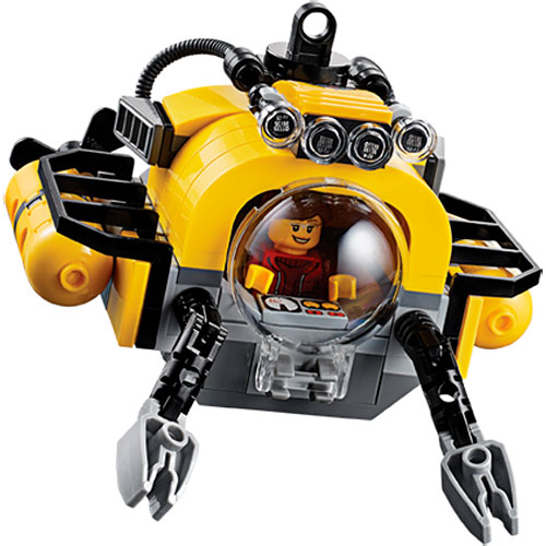 LEGO City Deep Sea Helicopter