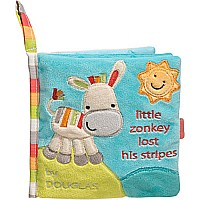 Zonkey Bedtime Activity Book