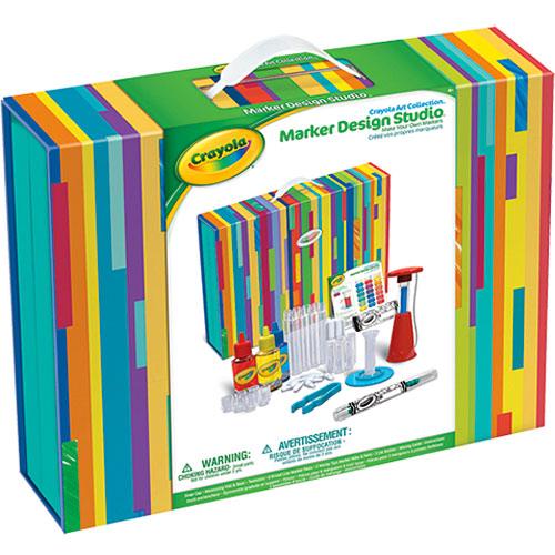 Crayola Marker Design Studio