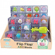 Flip Flop ABC Blocks
