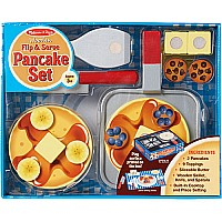Flip & Serve Pancake Set by Melissa & Doug