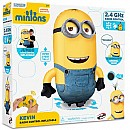Inflatable Remote Control Minion Kevin