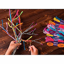 Craft-tastic The Yarn Tree Kit