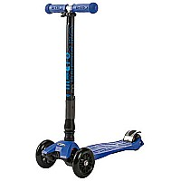 Foldable Maxi Scooter - Blue