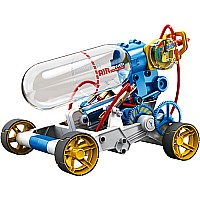 Air Screamer - air powered racer