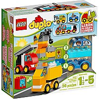 LEGO Duplo - My First Cars and Trucks