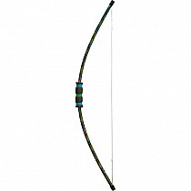 Peacock Bow & Arrow