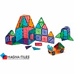 MagnaTiles™ Clear Colors 48 Piece DX Set