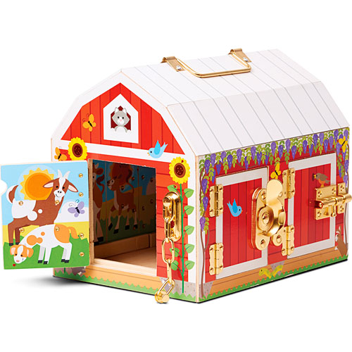 Latches Barn Melissa Doug Bens